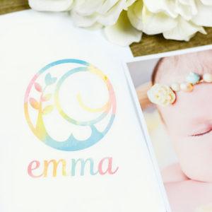 EMMA株式会社ロゴデザイン